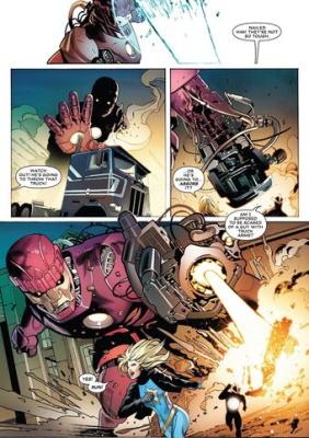 10 virus mortels qui ont infecté l'Univers Marvel ! Virus120