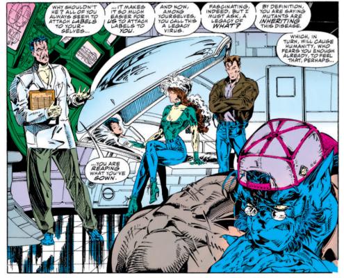 10 virus mortels qui ont infecté l'Univers Marvel ! Virus210