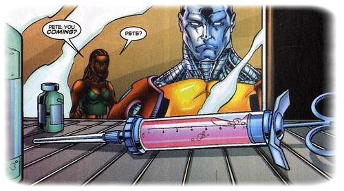 10 virus mortels qui ont infecté l'Univers Marvel ! Virus216