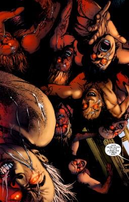 10 virus mortels qui ont infecté l'Univers Marvel ! Virus217
