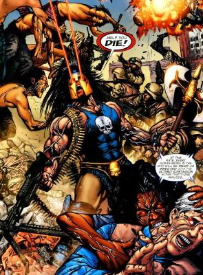 10 virus mortels qui ont infecté l'Univers Marvel ! Virus218