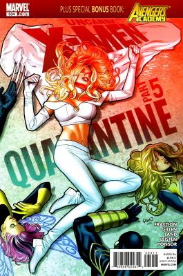 10 virus mortels qui ont infecté l'Univers Marvel ! Virus219