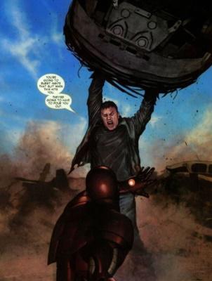 10 virus mortels qui ont infecté l'Univers Marvel ! Virus310