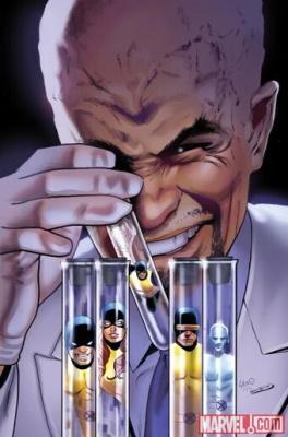 10 virus mortels qui ont infecté l'Univers Marvel ! Virus311