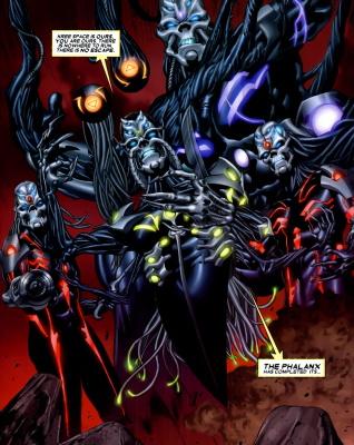 10 virus mortels qui ont infecté l'Univers Marvel ! Virus318