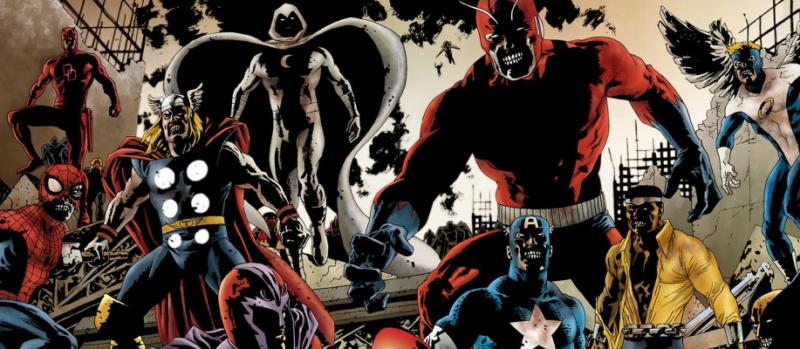 10 virus mortels qui ont infecté l'Univers Marvel ! Virus510