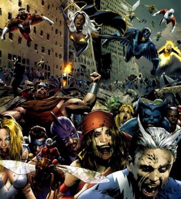 10 virus mortels qui ont infecté l'Univers Marvel ! Virus610