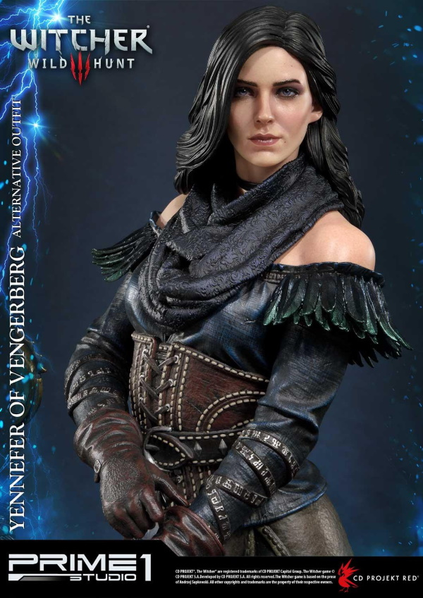 The Witcher 3 – Yennefer of Vengerberg Alternative Outfit Statue Wither11