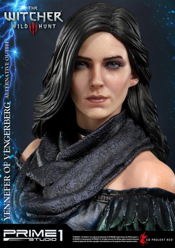 The Witcher 3 – Yennefer of Vengerberg Alternative Outfit Statue Wither19