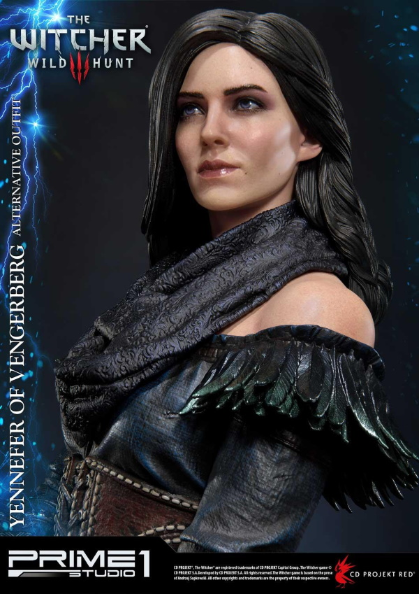 The Witcher 3 – Yennefer of Vengerberg Alternative Outfit Statue Wither20