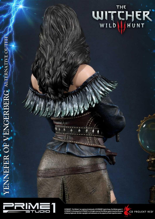 The Witcher 3 – Yennefer of Vengerberg Alternative Outfit Statue Wither22
