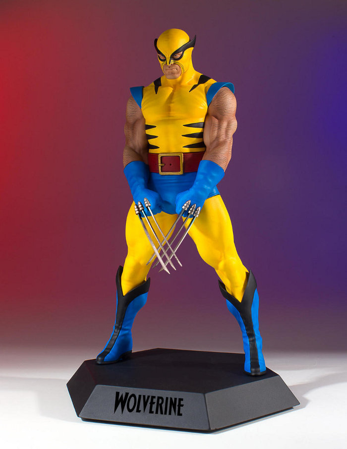 Wolverine '74 Collector's Gallery Statue Wolver10