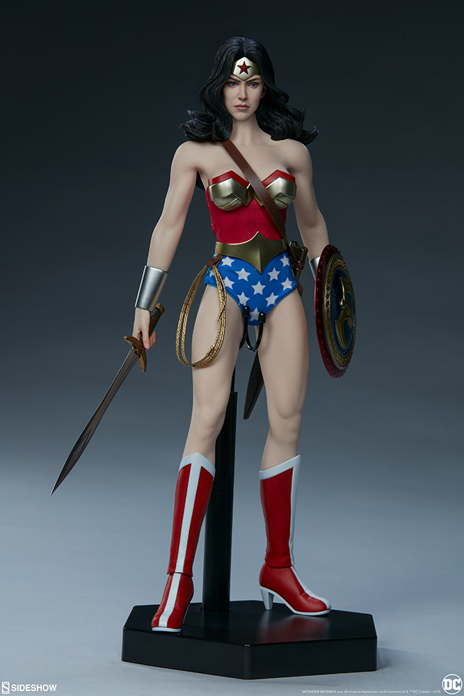 Wonder Woman Sixth Scale Figure Wonder20