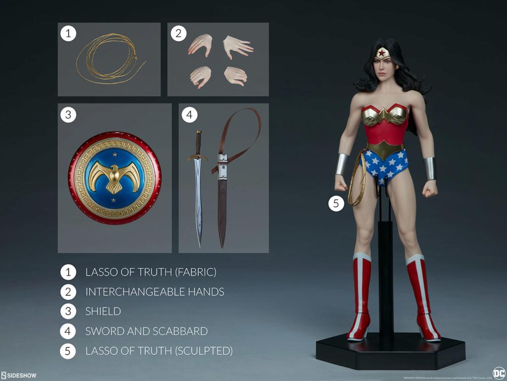 Wonder Woman Sixth Scale Figure Wonder32