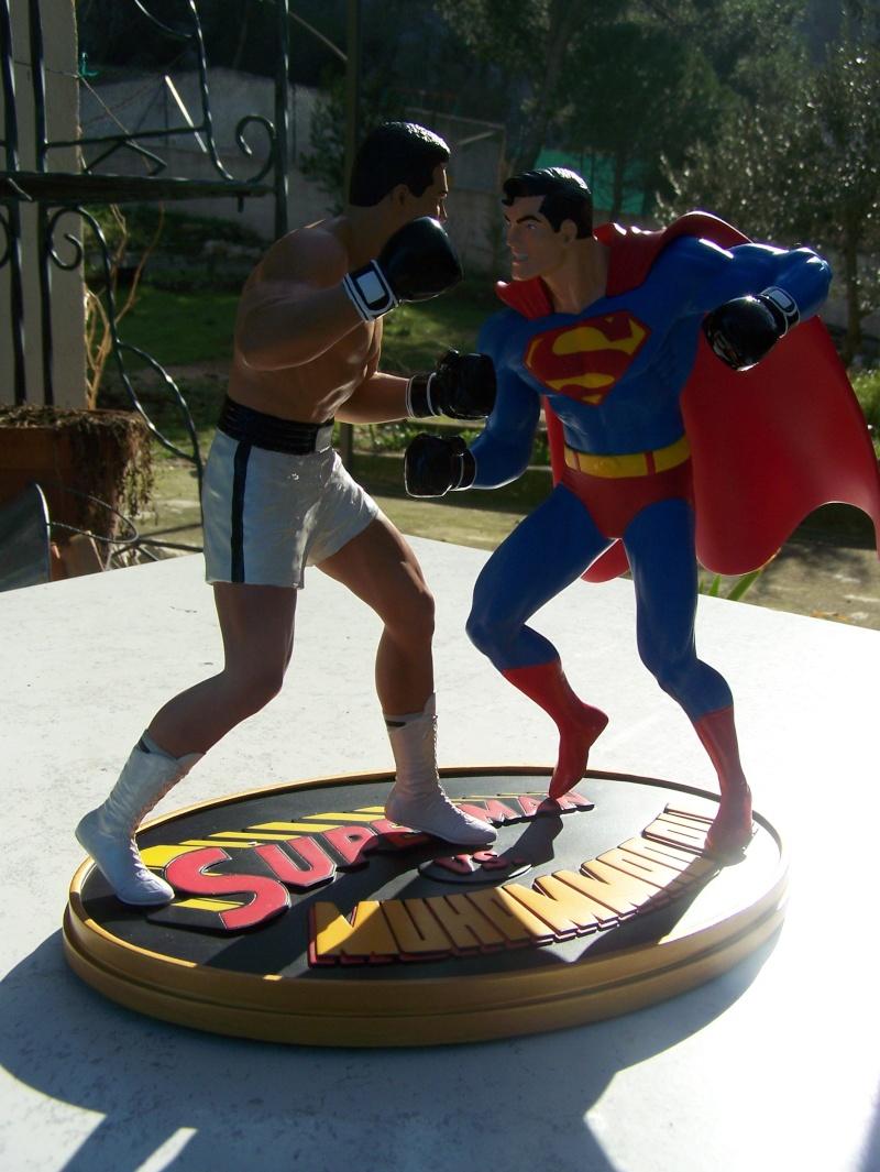Superman versus Mohamed Ali diorama par DC Direct - Page 2 100_5315