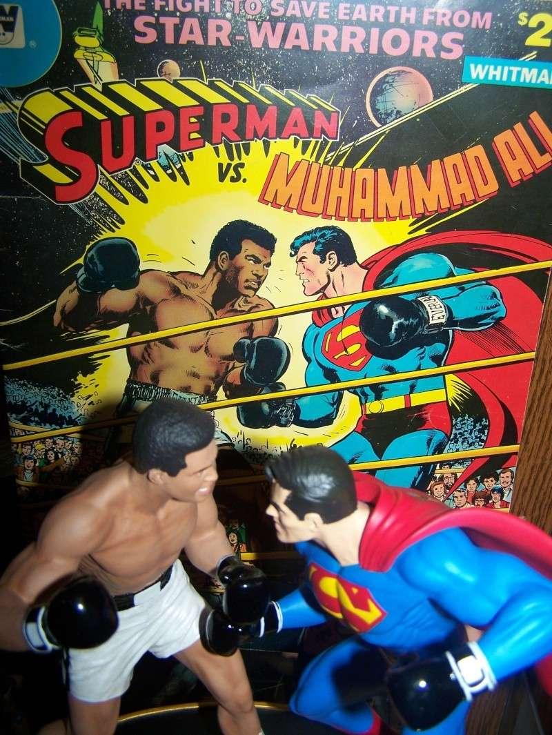Superman versus Mohamed Ali diorama par DC Direct - Page 2 100_5319