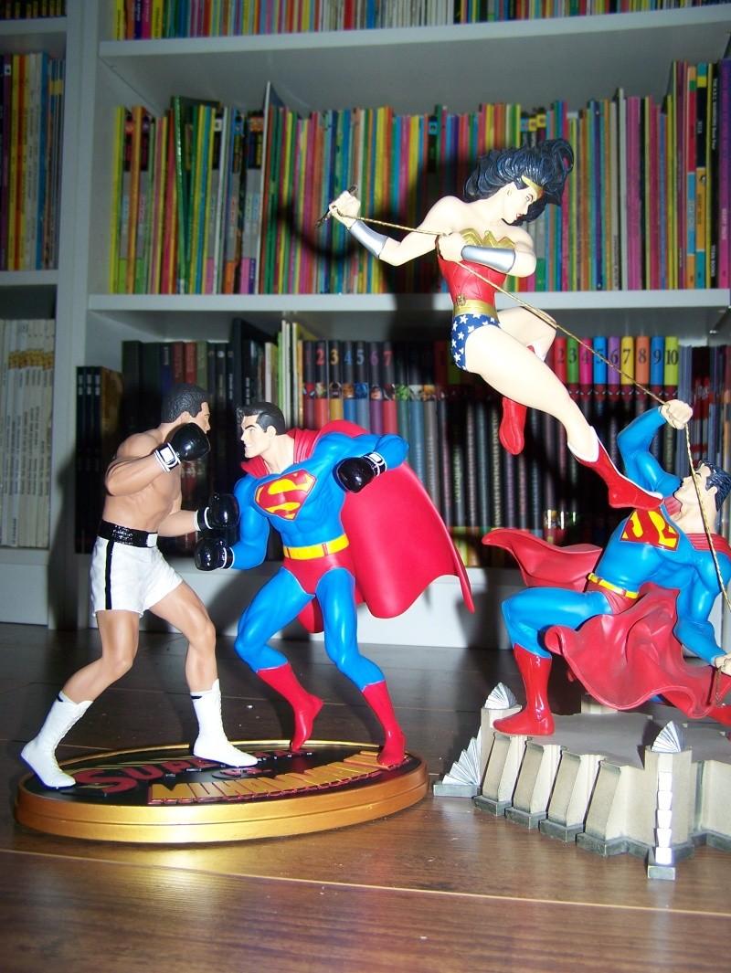 Superman versus Mohamed Ali diorama par DC Direct - Page 2 100_5333