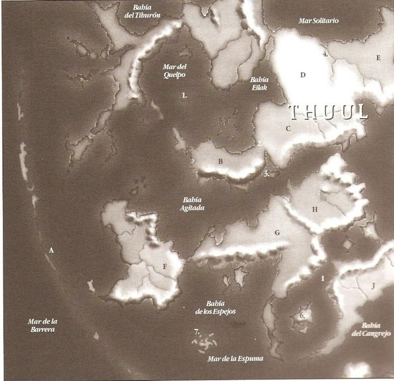 TRATADO DE GEOGRAFIA XI: THUUL Thuul10