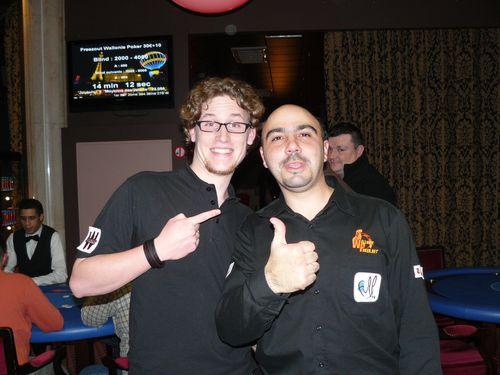 Photos de la manche 2 du ch live 1 (5 décembre 2008) Billy_10