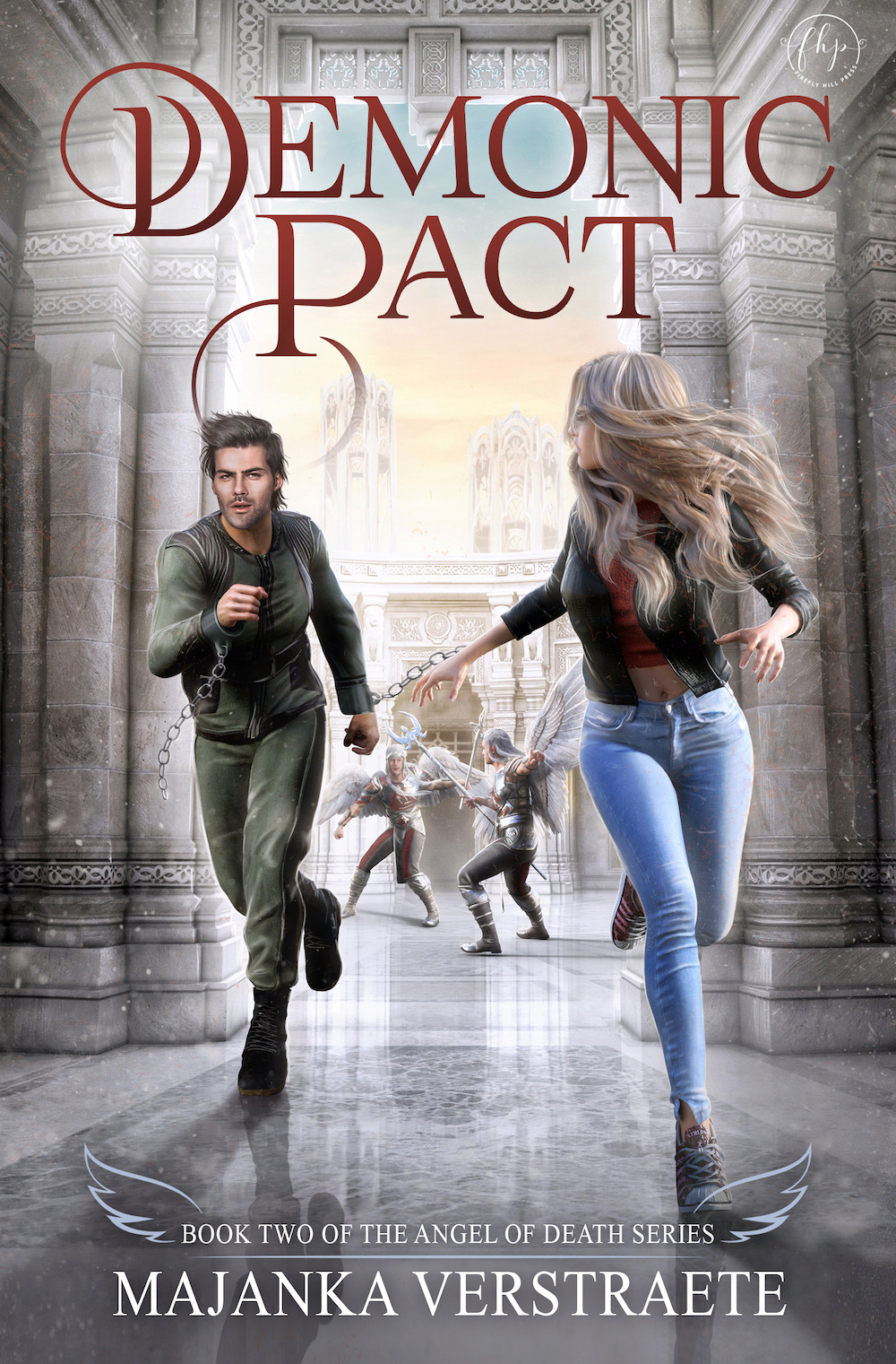 Demonic Pact Cover