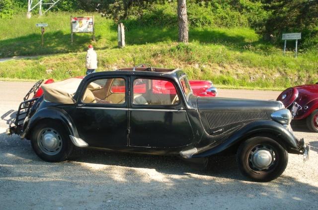 Rallye des Carrosseries Spéciales de Traction en Bourgogne 15_six18