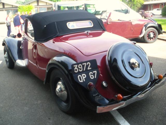 Rallye des Carrosseries Spéciales de Traction en Bourgogne Cab_1159