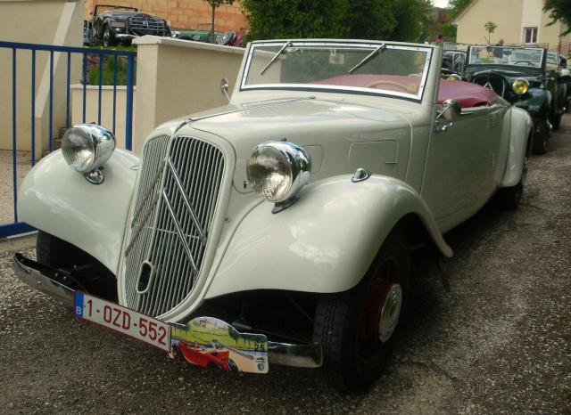 Rallye des Carrosseries Spéciales de Traction en Bourgogne Cab_1188