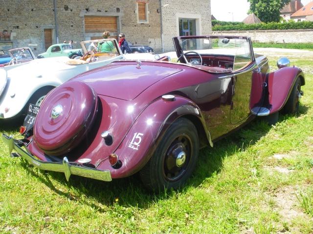 Rallye des Carrosseries Spéciales de Traction en Bourgogne Cab_1519