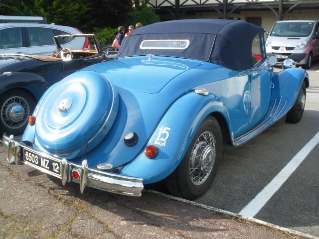 Rallye des Carrosseries Spéciales de Traction en Bourgogne Cab_1525