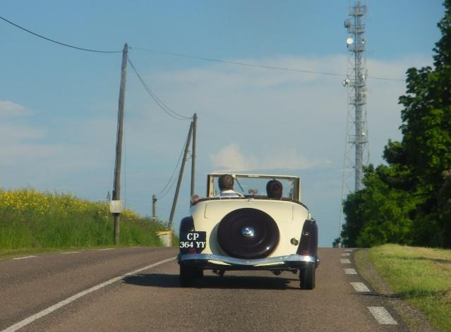 Rallye des Carrosseries Spéciales de Traction en Bourgogne Cab_7_23