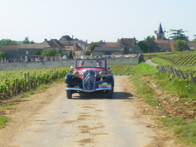 Rallye des Carrosseries Spéciales de Traction en Bourgogne Domain24