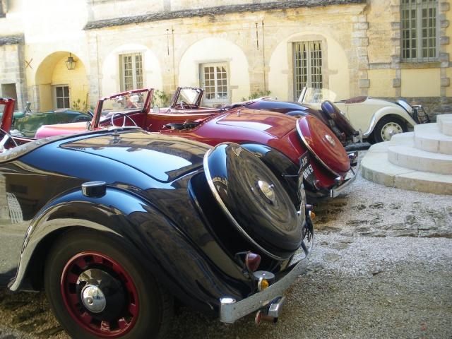 Rallye des Carrosseries Spéciales de Traction en Bourgogne Imgp1830