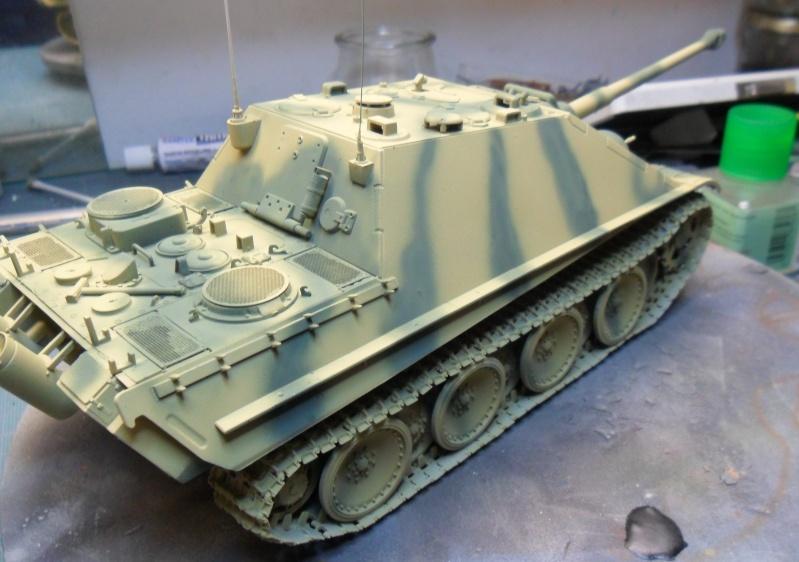 Le Jagdpanther  Dragon 1/35 Sam_0710