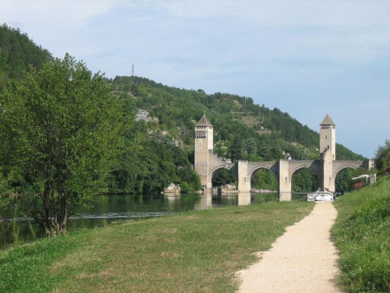 Pont fortifié Cahors10