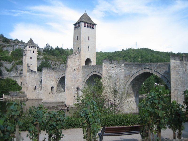 Pont fortifié Cahors11