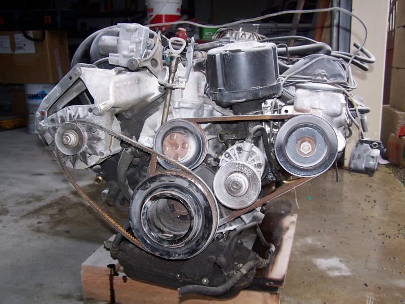 CJ 7 sur chassis mercedes et V8 mercos 100_1516