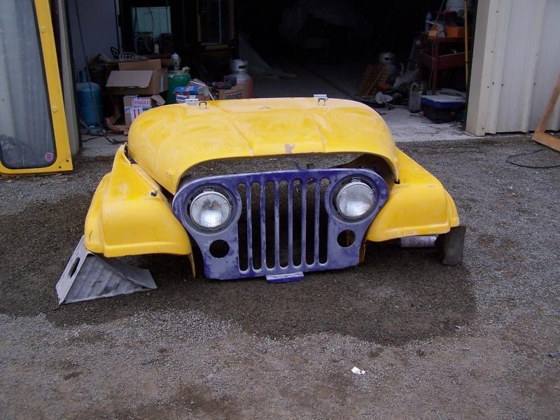CJ 7 sur chassis mercedes et V8 mercos 100_2119
