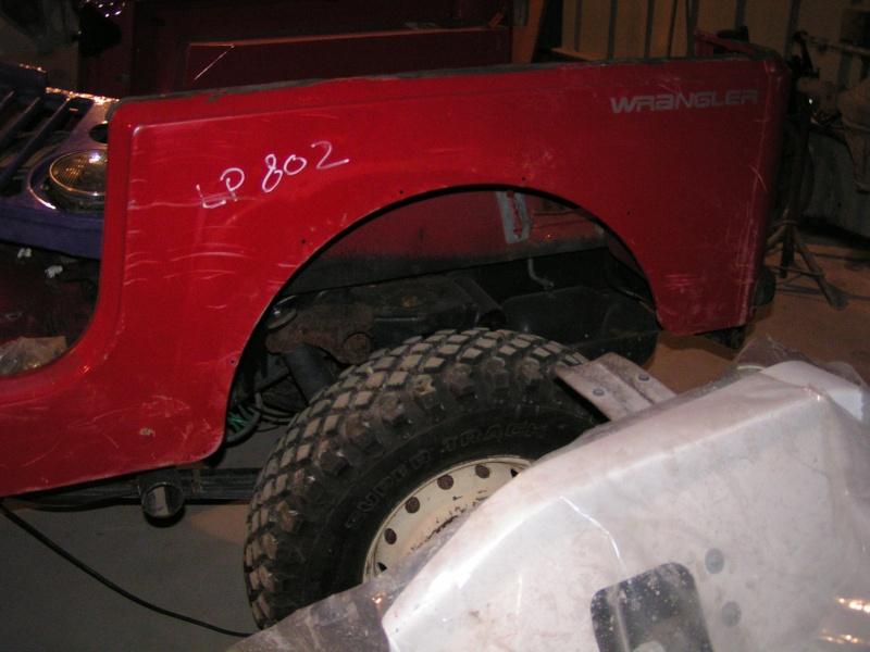 CJ 7 sur chassis mercedes et V8 mercos 13_dec14