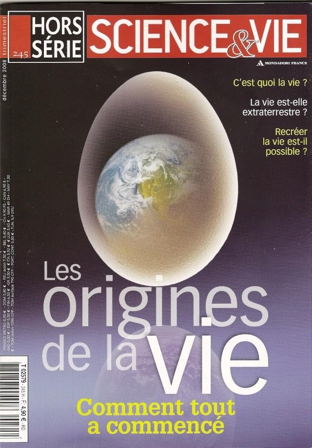 S.V  H.S Origines de la vie Numari11