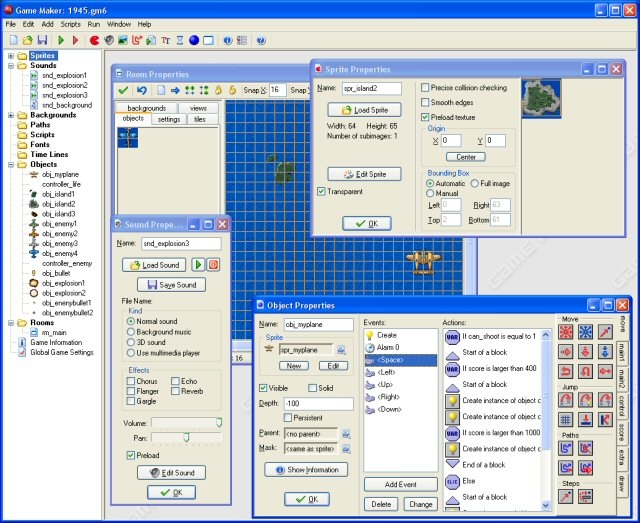 Acerca de Game Maker Game2010