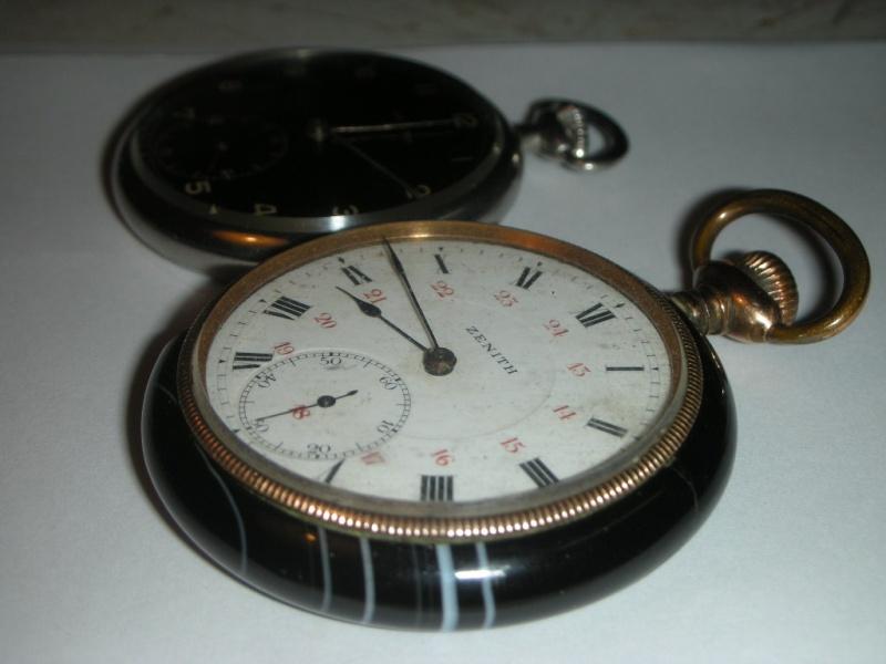 Rares : Les montres de poche en écaille de tortue, ivoire ou nacre Dscn9010