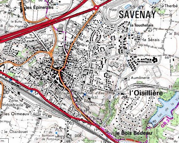 SAVENAY, SAVENNEG Savena10