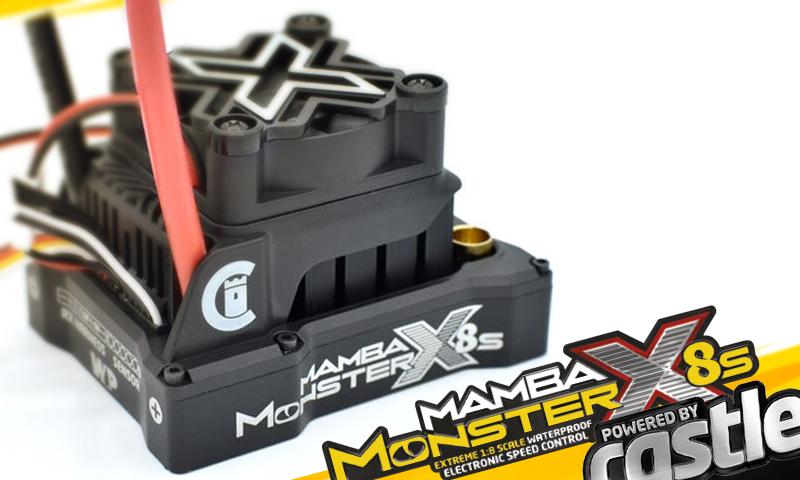 [NEW] ESC Mamba Monster X 8S par Castle Creation 03_cc10
