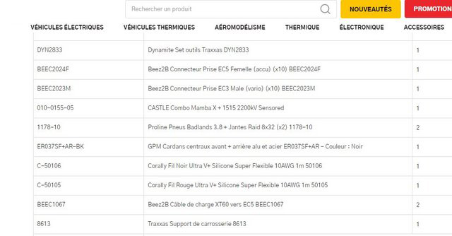 E Revo 2.0 chassis nu. aide choix config et options Captur10
