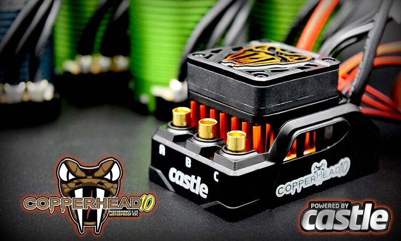 [NEW]ESC COPPERHEAD 10 1/10 WP 4s-6A BEC7.5V par Castle Creation - SENSORLESS / SENSORED / BRUSHED Cc_cop10