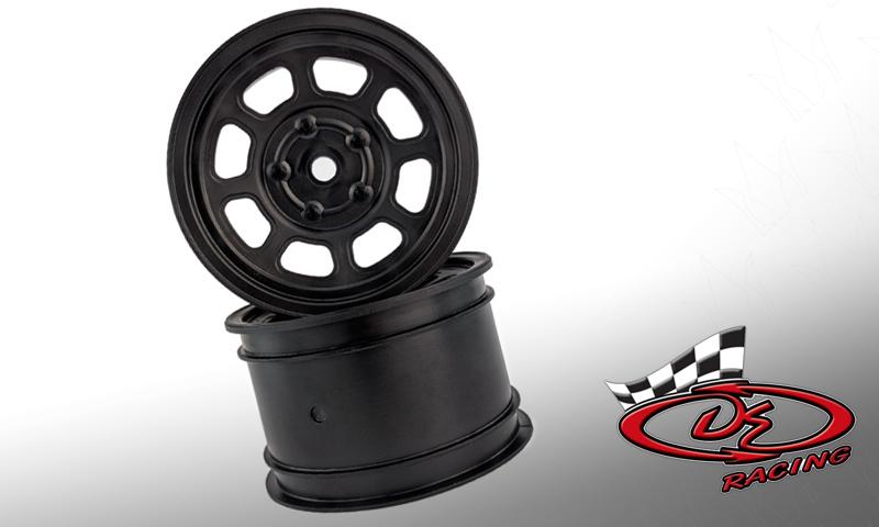 """[NEW] Jantes Speedway Buggy Wheels 2.2"""" - #DER-DSB-ARB Jante De_rac10"""