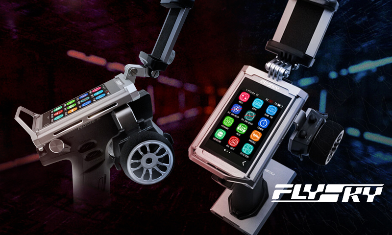 [NEW]Radio Noble Pro / NB4 Pro par FlySky - Fly Sky RC Flysky12