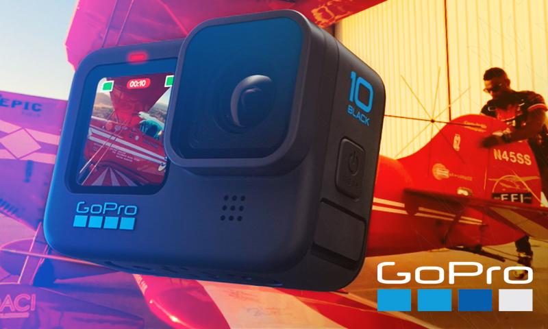 [NEW] Caméra HERO10 Black par GoPro - Go Pro Caméra Go_pro10