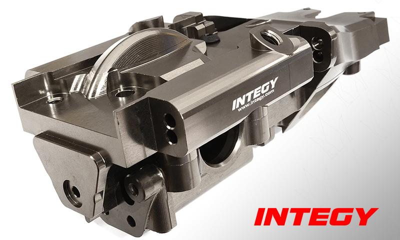 [NEW]Bulk aluminium pour E-Revo 2.0 par Integy - Billet Machined Bulkhead for Traxxas 1/10 E-Re Integy10