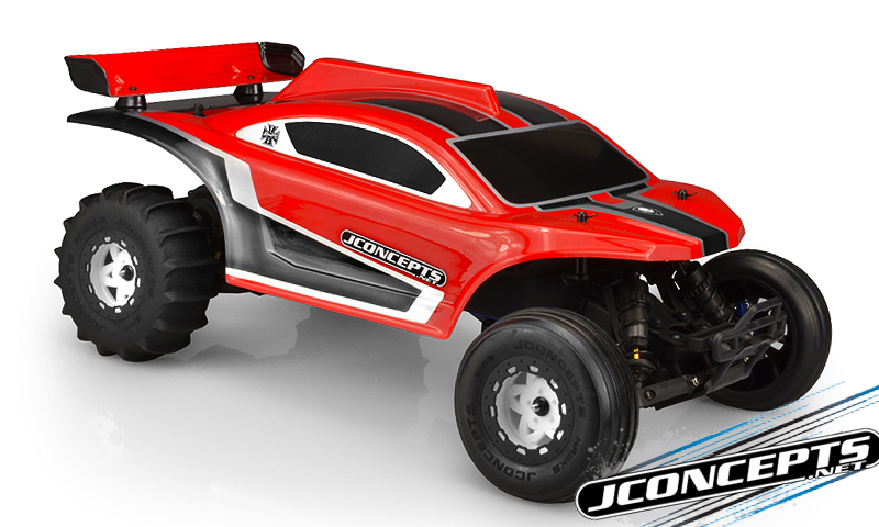 [NEW] Carro BAJR V2 pour Slash par Jconcepts Jconce10